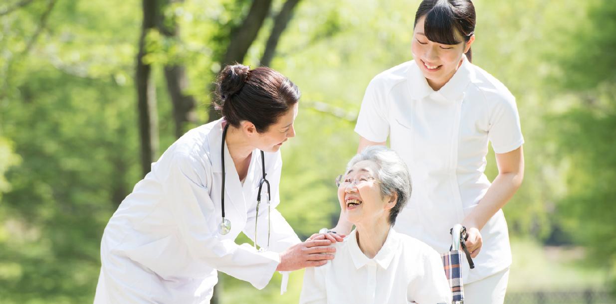 医療法人社団 杏順会 越川病院訪問看護ステーション